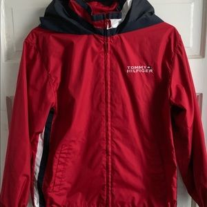 Tommy Hilfiger Wind Jacket, Youth Size M